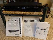 Philips HDD & DVD Player/Recorder 3576H - ATSC Tuner DTV Converter DVR USB HDMI