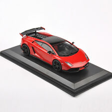 1:43 Diecast Model Racing Car Lamborghini Gallardo LP570-4 Super Trofeo Stradale