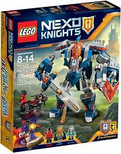 LEGO 70327 NEXO Knights The King's Mech NEW MISB