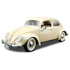 VW VOLKSWAGEN KAFER-BEETLE  1:18 scale diecast model car die cast models