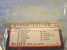 UPD553C287/D553C287 IC Integrated Circuit For Sony SL - Sony Part 8-759-101-68