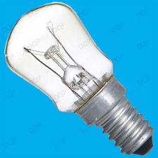 10x 15W Refrigerator, Fridge, Freezer, Appliance Pygmy Light Bulbs SES E14 Lamps