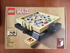 NEW and Sealed! RARE! LEGO Ideas 21305 Maze Building Kit (769 Piece)