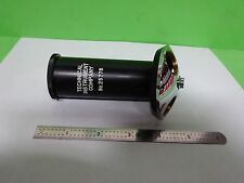 MICROSCOPE PART TUBUS + NOSEPIECE TECHNICAL INSTRUMENT COMPANY AS IS BIN#72-M-06