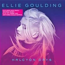 ELLIE GOULDING-Halcyon Days(2013)-Anything Could Happen-New Sealed-Special Ed