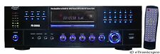 PYLE PRO 3000 WATT HOME STEREO RECEIVER AMP AMPLIFIER BUILT-IN DVD/CD/MP3/USB