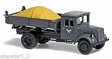 Busch 80080 MB L3000 S Kipplaster Bahnverwaltung, H0 1:87, Military Edition