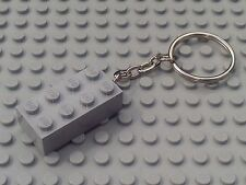 LEGO 2x4 BRICK KEYRINGS - PARTY BAG WEDDING FAVOUR STOCKING FILLERS - YOU CHOOSE