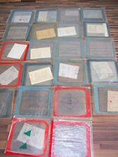Ancien DDR Matériel pédagogique Films pour Polylux Mathématique 22 Pièce coloré