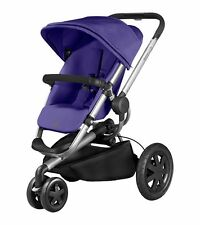 Quinny 2015 Buzz Xtra 2.0 Stroller Purple Pace New!!