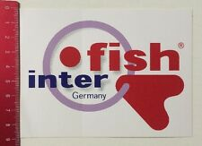Aufkleber/Sticker: Interfish Germany - Angelsport (28031666)
