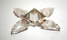 REIKI CHARGED CLEAR QUARTZ ARROWHEAD ENERGY GENERATOR CRYSTAL HEALING GIFT 00940