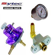 SYTEC MSV FUEL PRESSURE REGULATOR + FUEL GAUGE KIT FOR NISSAN 200SX S13/S14/S15