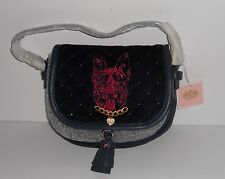 Juicy Couture Scottie Quilted Kids Handbag NEW with Tags**