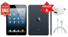 Apple iPad mini 1st 16GB, Wi-Fi + 4G AT&T (Unlocked), 7.9in - Black GRADE A (R)