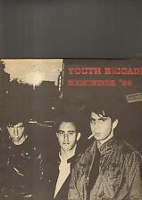 YOUTH BRIGADE - reminder '86 LP green vinyl