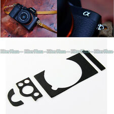 Camera Leather Case Sticker Skin Decoration Decal Cover For Sony A7 A7R A7S Body