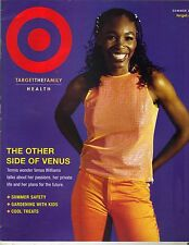 VENUS WILLIAMS Target Magazine SUMMER 2000 TENNIS WONDER