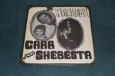 By Request~Carr And Shebesta~AUTOGRAPHED~Private Press~John & Eileen~FAST SHIP
