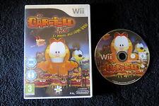 WII : THE GARFIELD SHOW - ITA ! 16 minigiochi pazzeschi ! Compatibile Wii U