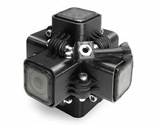 360 Degree Panorama Mount Rig for 6x GoPro Go Pro HERO Session Accessory