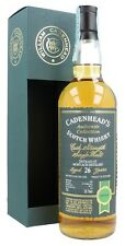 1 BOTTLE WHISKY MORTLACH 1988 26 YO 56,1% CADENHEAD'S