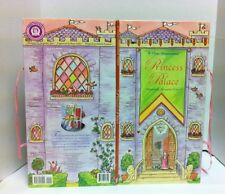 A Three Dimensional Princess Palace Pop Up Book Playset By Jacqueline East BK