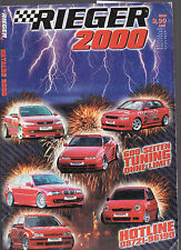 RIEGER 2000 :  CAR PARTS ACCESSORIES CATALOGUE   et