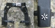 "Double Gun Holster Belt for 1/6 scale 12"" Action Figure Man. BBI,Dragon, Cowboy"