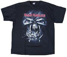 GEIL ! Official IRON MAIDEN Eddie Skull Final Frontier Heavy Metal T-Shirt XXL