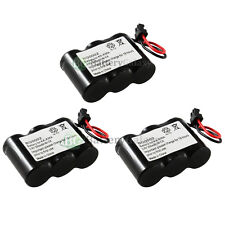 3 NEW Phone Battery for Panasonic KX-A36A BP-T16 P-P301