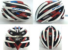 NEW Giro bicycle Road Cycling MTB Bike Helmet size M (54-59cm) white + red + box