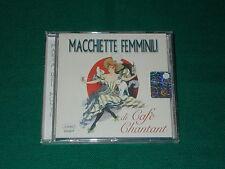 Maria Del Monte  Macchiette femminili di cafè chantant