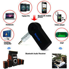 3.5mm Mini Music Bluetooth Car Home Audio Stereo Receiver Adapter Transmitter