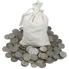 Best Wholesale Lot! 5 Pound Lb Bag (80 Ounces Oz) Mix Us Silver 90% Junk Coins