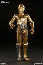 Star Wars A New Hope C-3PO Hot Toys/Slideshow 1/6 Scale Figure NEW In Stock UK
