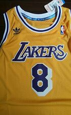 Kobe Bryant Lakers Hardwood Classics #8 Swingman Size 2XL Trusted Seller!