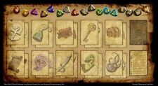 Playmat for Dead Mans Draw Pirate Card Game