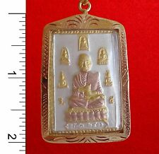 Thai Buddha Amulet from a Buddhist Temple in Bangkok                       10601