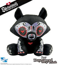 Skelanimals Day of the Dead Jae Wolf Plush  - Brand New still with Hang Tag