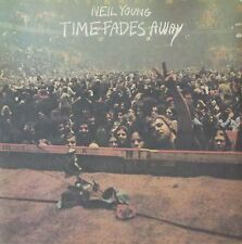 Neil Young - Time Fades Away incl. Big Poster (Reprise Vinyl-LP Germany 1973)
