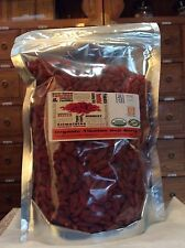 2lbs Natural Dried Raw Tibetan Organic Goji Berry ($14.99 per lb) Free Shipping