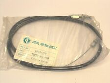 NOS HONDA 7000-708 K&K CYCLE THROTTLE CABLE REPLACES 17910-MC4-000