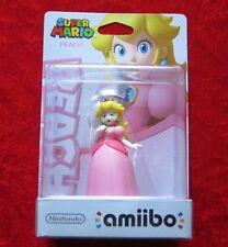 Peach amiibo personaje versión 2, Super Mario Collection, nuevo-en su embalaje original