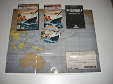 SILENT HUNTER 4 IV Wolves Of The Pacific Pc DVD Rom Sub Sim Submarine FAST POST