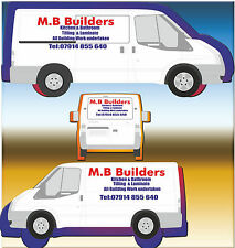FULL MEDIUM CUSTOM VAN/CAR GRAPHICS/SIGN WRITING/DECALS/LETTERING/STICKERS
