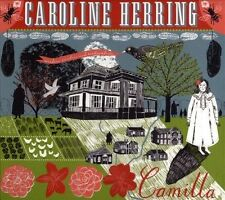 Camilla [Digipak] * by Caroline Herring (CD, Aug-2012, Signature Sounds)