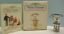Old 1964 Ideal Dollhouse Item - Petite Princess Telephone Set in Box w/ Catalog