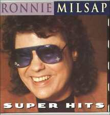 RONNIE MILSAP : SUPER HITS (CD) sealed