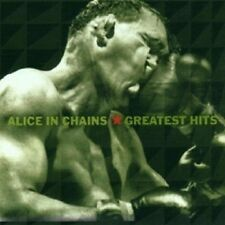 ALICE IN CHAINS - GREATEST HITS  CD 10 TRACKS HARD 'N' HEAVY/ALTERNATIVE NEU